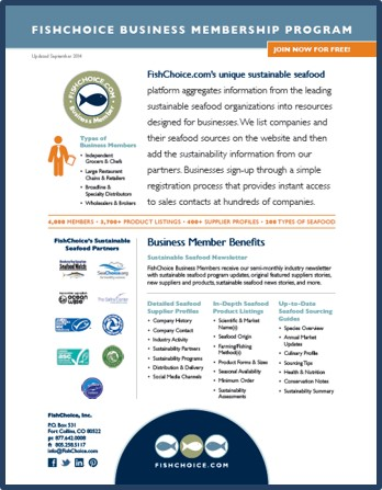 FishChoice Business Membership