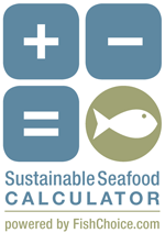 Sustainable Seafood Calculator logo